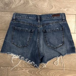 Blank NYC Shorts - Blank NYC High Rise Shorts